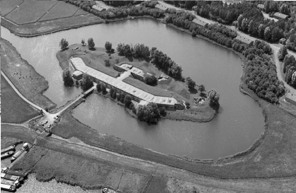 'Leven in het Donkerst Fort Noord'