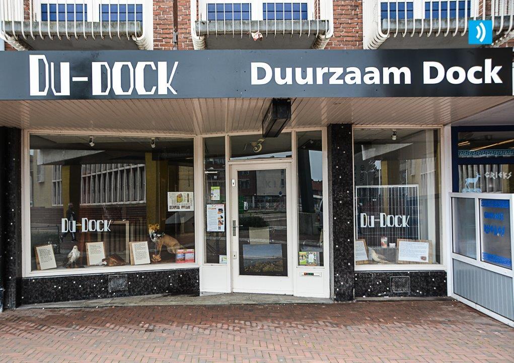 'Du-Dock om duurzaam in te vullen'