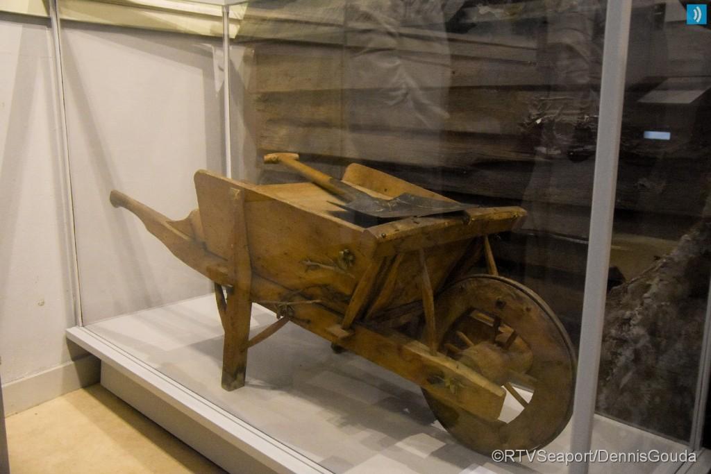 Zee en Havenmuseum blij met 3 objecten