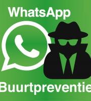 Whatsappgroep maakt buurt veiliger