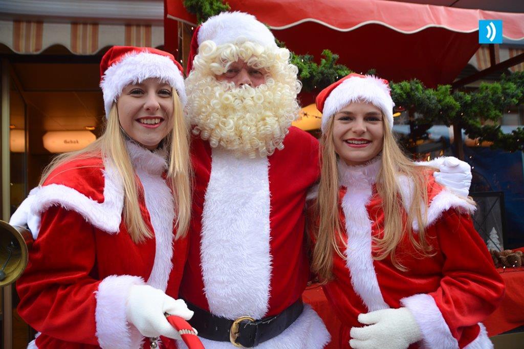 Kerstmarkt Santpoort 2016