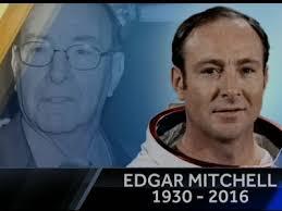 Edgar Mitchell jong en oud
