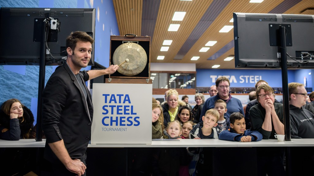 Kids Weekend Tata Steel Chess Tournament