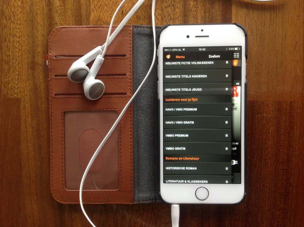 Gratis luisterBieb app voor jongeren