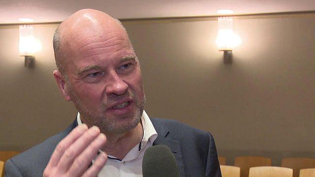 Ronald Vennik wordt griffier in Heiloo