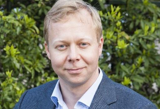 Kandidaat-Kamerlid Koopmans in Santpoort
