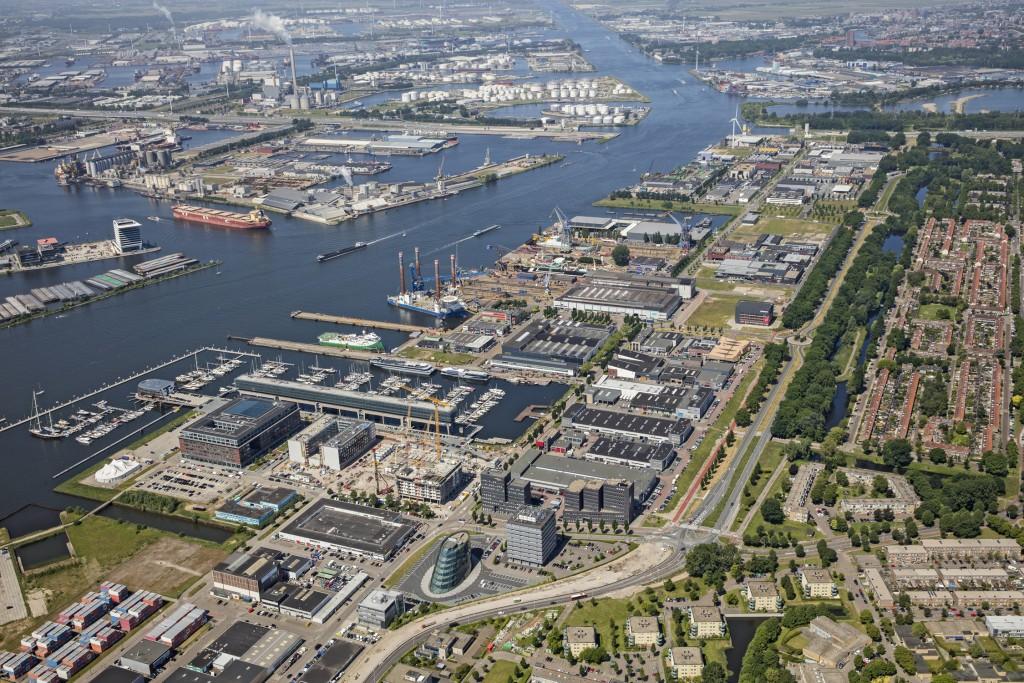Leefbaarheidsonderzoek Noordzeekanaalgebied
