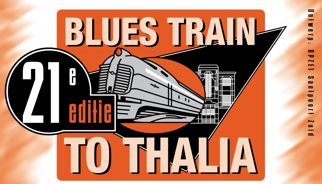 21ste editie 'Bluestrain to Thalia'