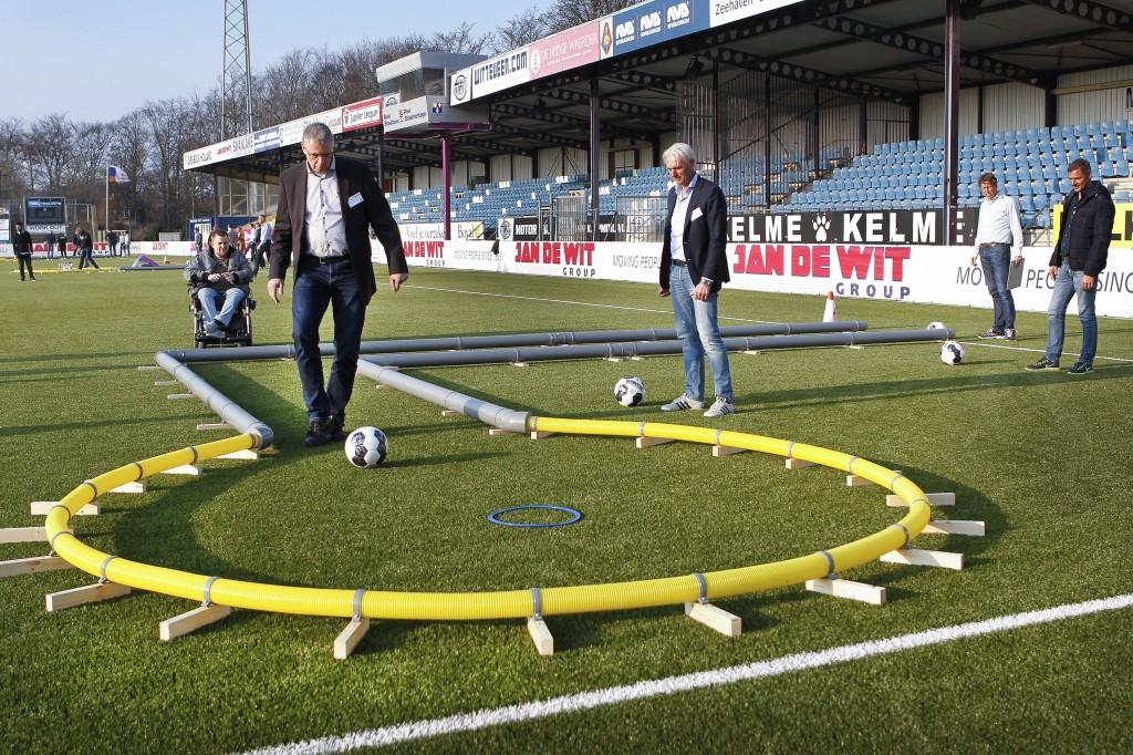 Teams gezocht voor Midget Footgolf