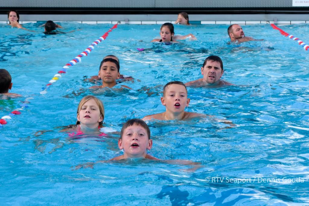 De Velsense zwem4daagse