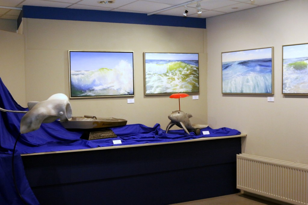 08-Zeegezichten Zee en Havenmuseum schilderijen