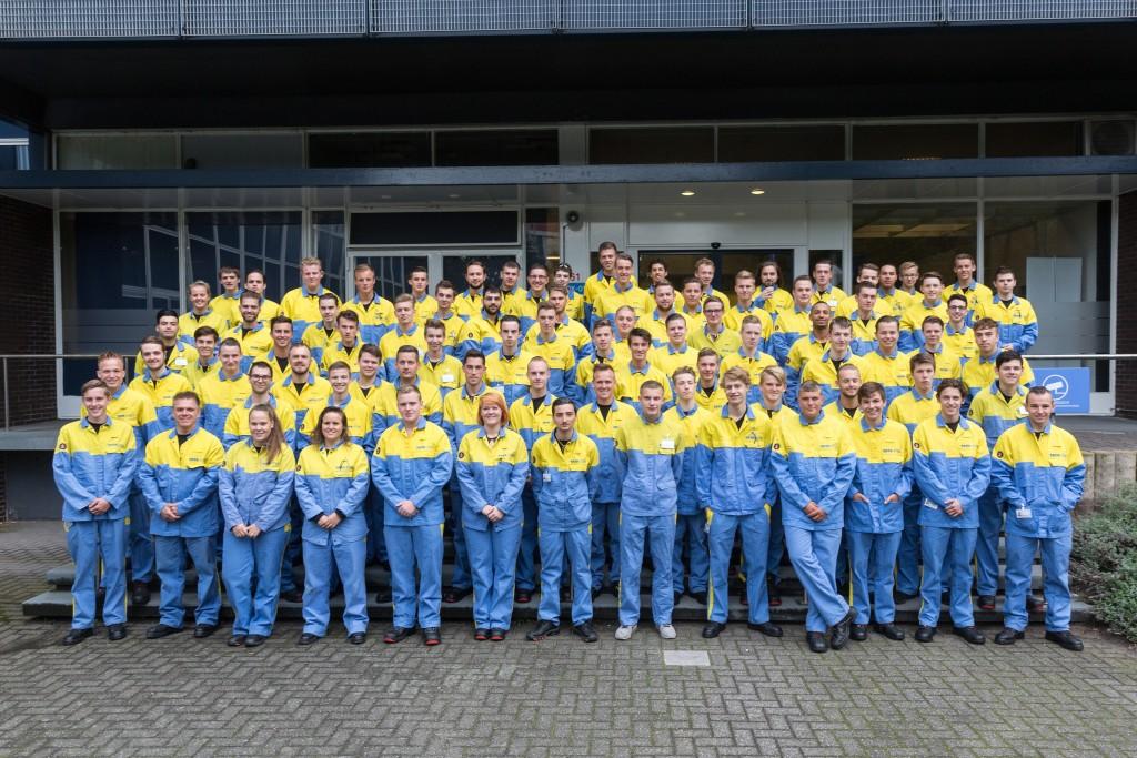 Record aantal leerlingen voor bedrijfsschool TaTa Steel