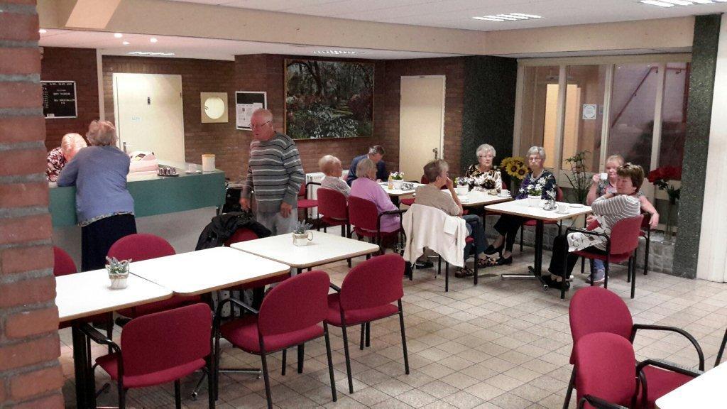 Kijkje in de keuken van Seniorencentrum Zeewijk