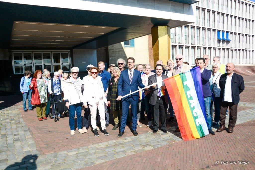 Walk of Peace in kader van Vredesweek