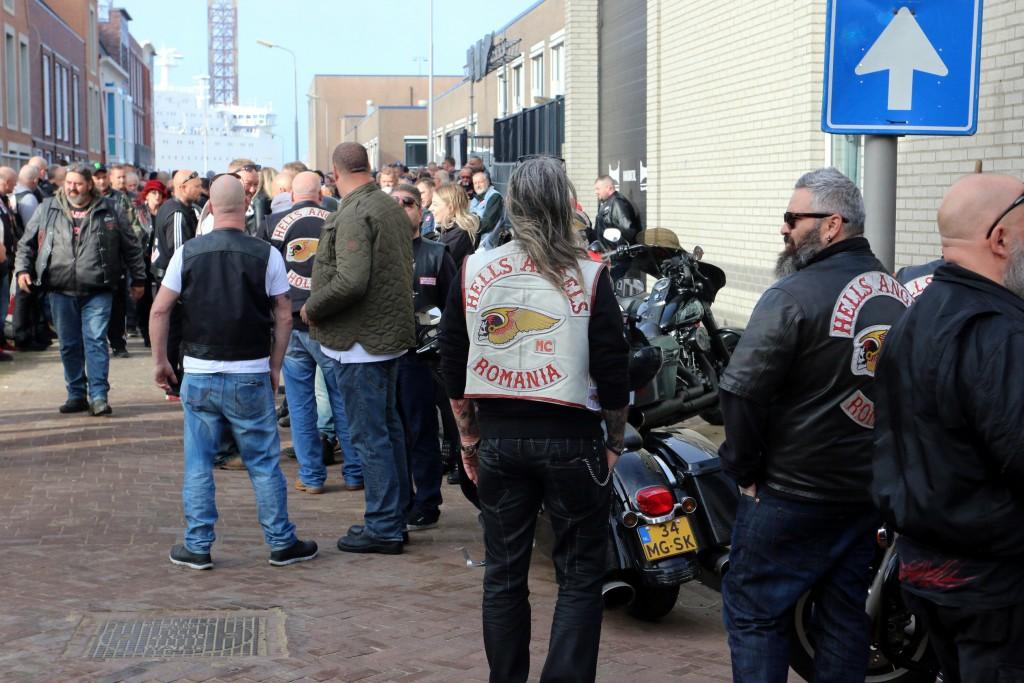 2014-10-14 Crematie HellsAngel IJmuiden 14
