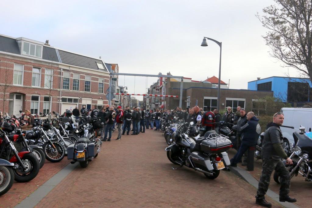 2014-10-14 Crematie HellsAngel IJmuiden 10