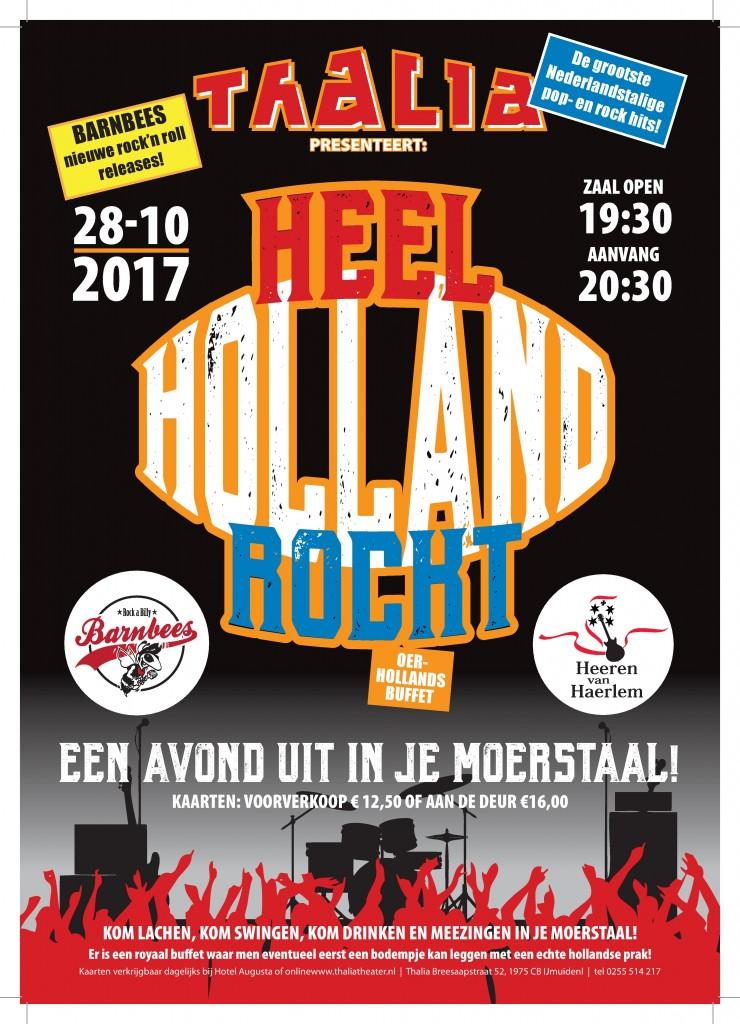 Heel Holland Rockt