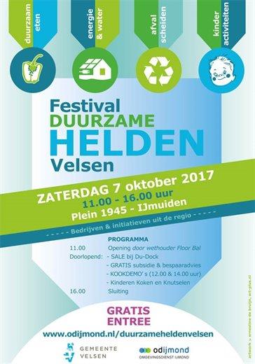 Dag van de Duurzaamheid: 7 oktober