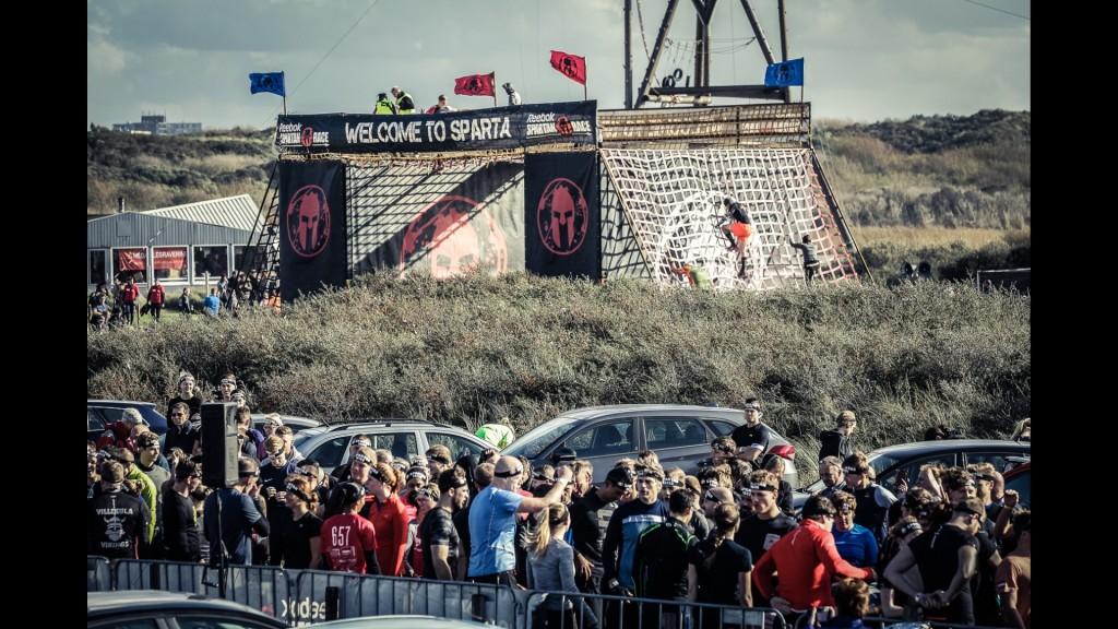 Eerste Spartan Race gewonnen door Nederlanders