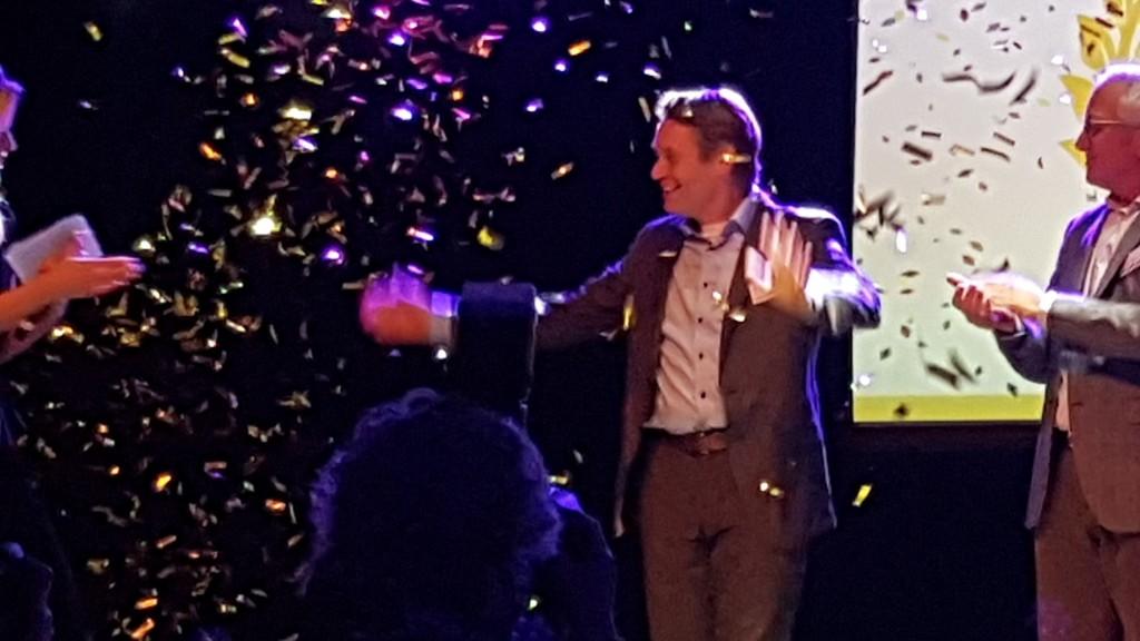 NVD Beveiliging wint IJmond Award