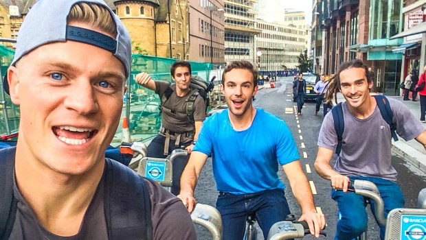 Vloggers met 'Beste idee voor Velsen'