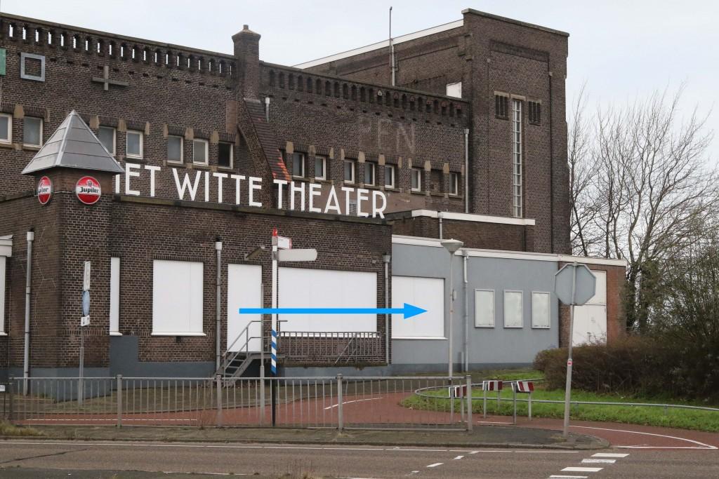 Videoverslag uitspraken burgemeester Dales over toekomst Witte Theater