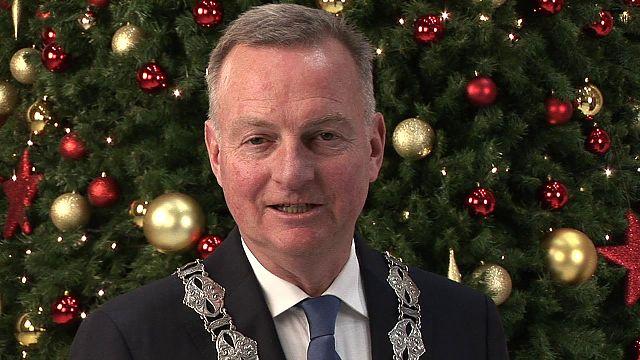 Kerstgroet Burgemeester en fractievoorzitters 2017 – Blok 1