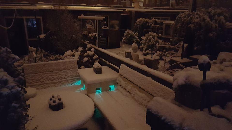 Sneeuw Joost van Loon