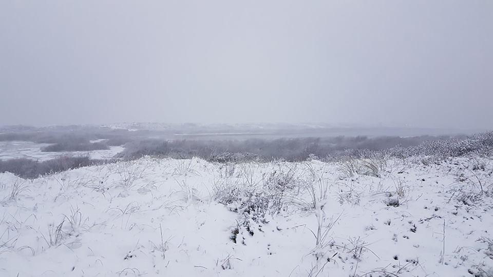 Sneeuw Jurriaan Groot