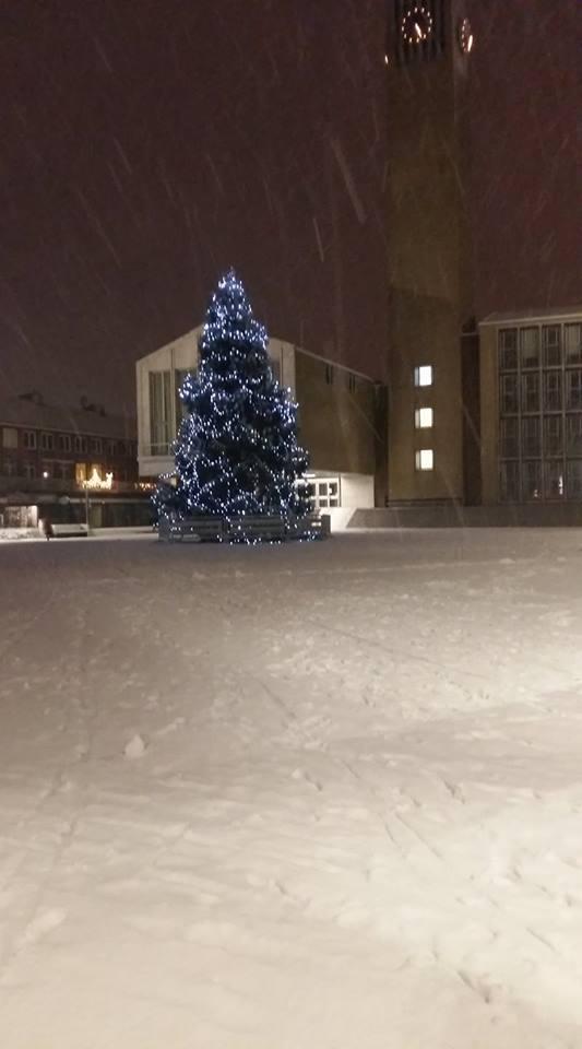Sneeuw astrid kesting