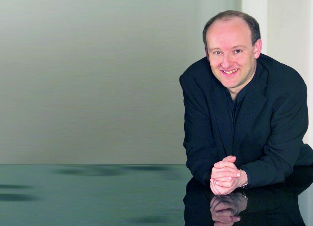 Twee concerten van pianist James Lisney in 't Mosterdzaadje