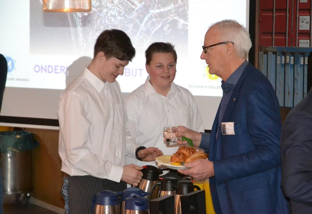 Goed bezocht Ondernemersontbijt IJmond