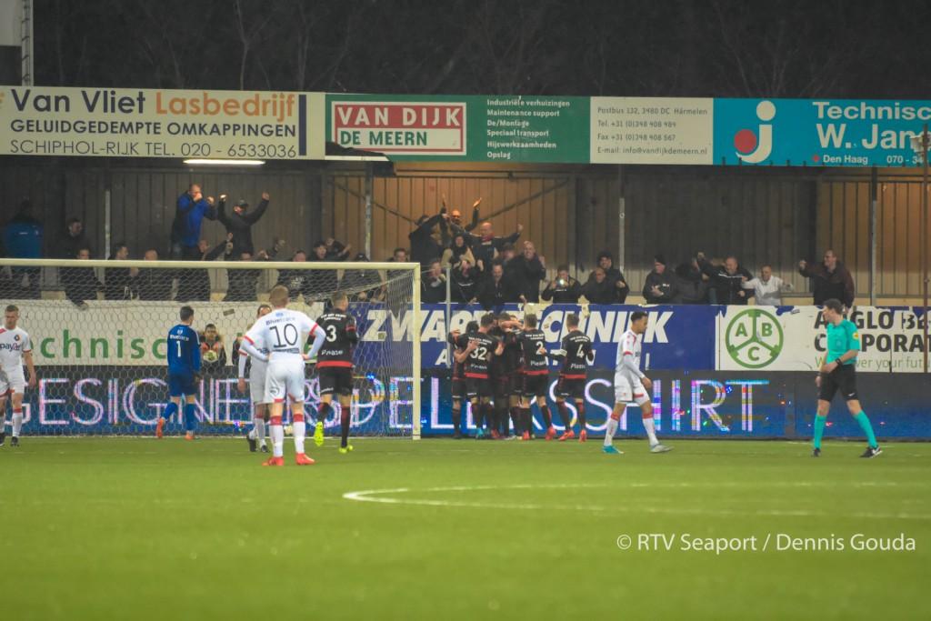Telstar verliest thuis van Helmond Sport