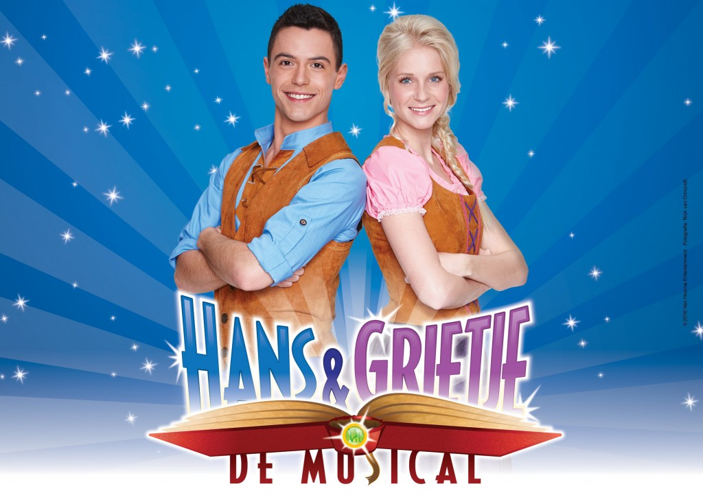 Hans en Grietje, de Musical