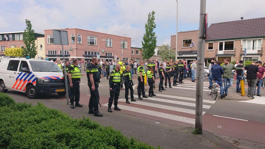 Mooie voetbalmiddag ontsierd door vechtpartij op Zeeweg