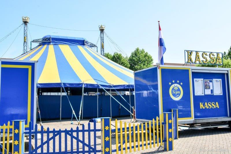 Circus SIJM in Velserbroek