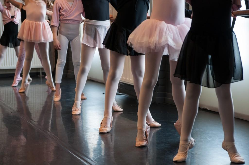 Samenwerking Danceworks en De Danstuin