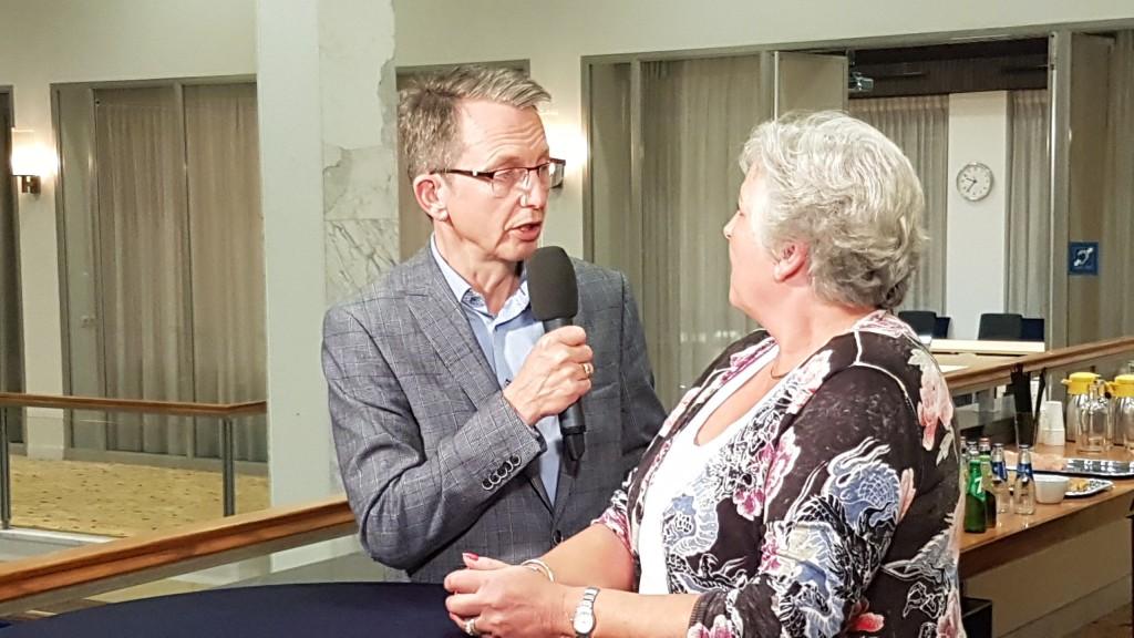 Raad 27 september in twee interviews