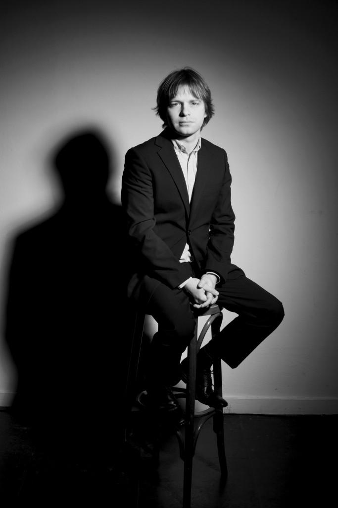 Pianist Sergey Smirnov in 't Mosterdzaadje
