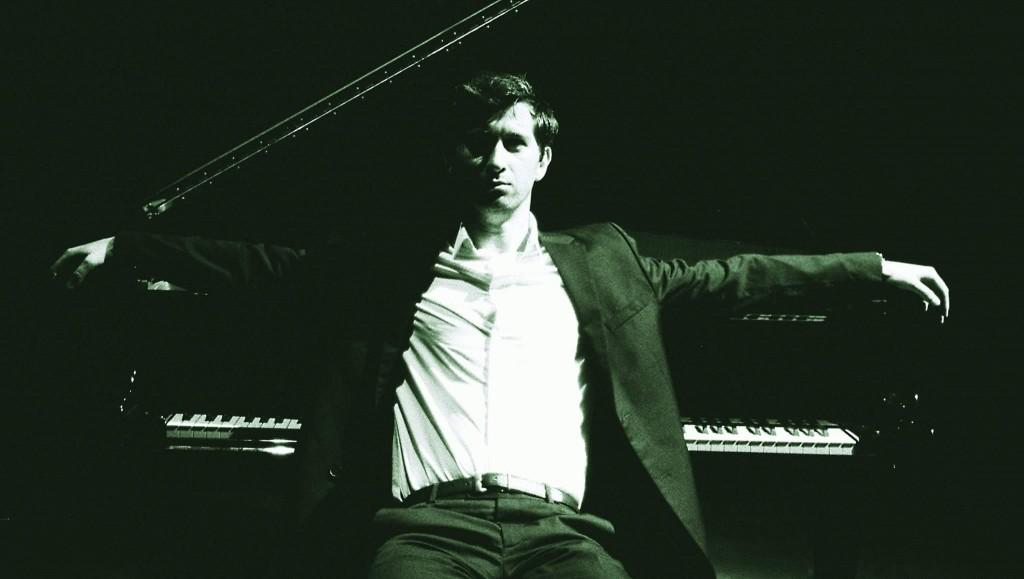 Wit-Russische pianist Alexsey Ishchanka