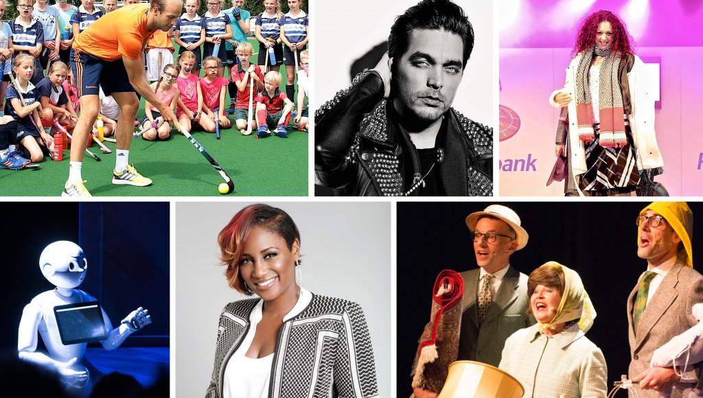 Muziek, mode en kennis delen in RaboWeek IJmond