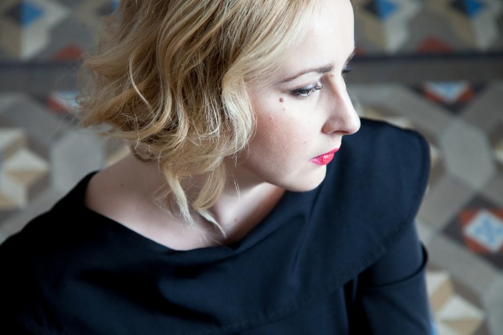Pianiste Maria Ivanovich in 't Mosterdzaadje
