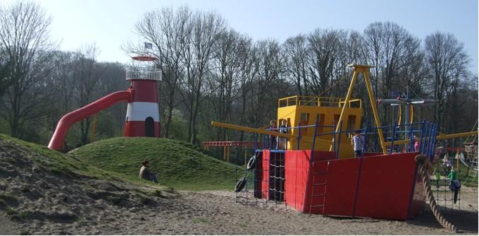 Speeltuin de Veilige Haven weer open