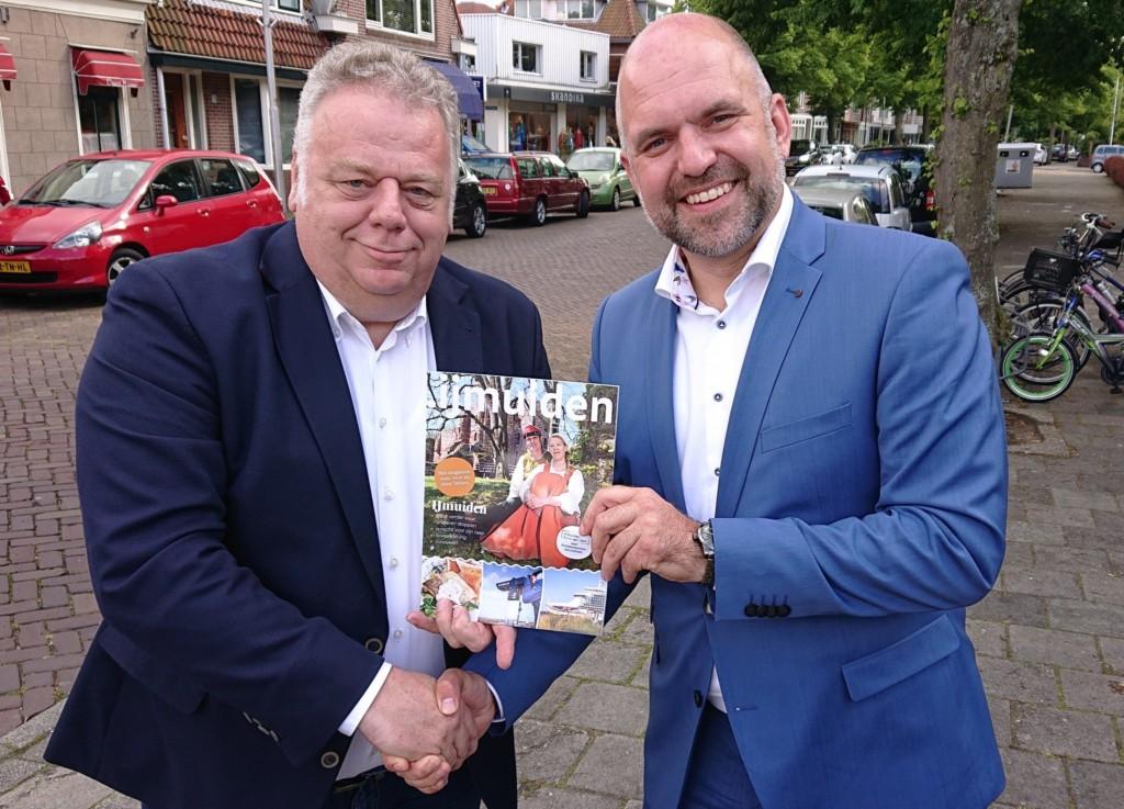 Nieuwe .IJmuiden magazine volgende week in de bus