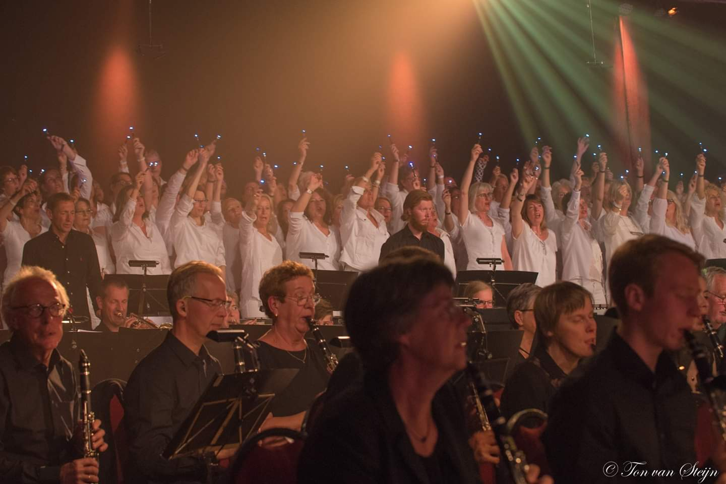 Night of Music van Soli ongekend grootse show