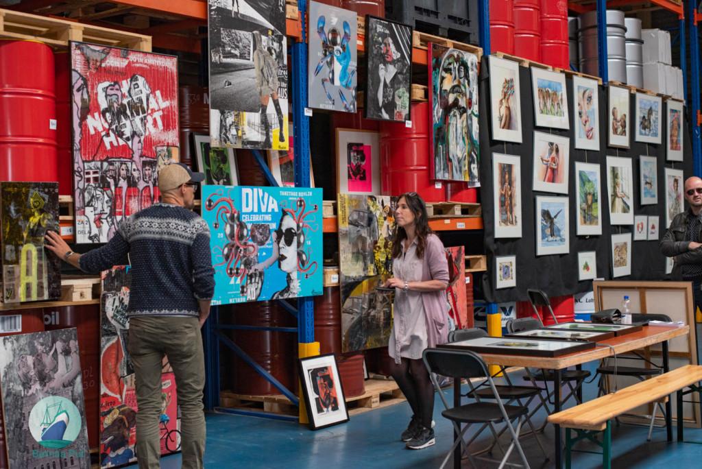 Havenfestival en Kunst op de kade