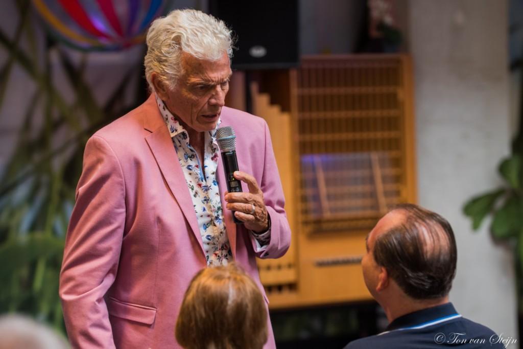 Sprankelend optreden Ben Cramer bij afsluiting Velserduin Zomerfeest
