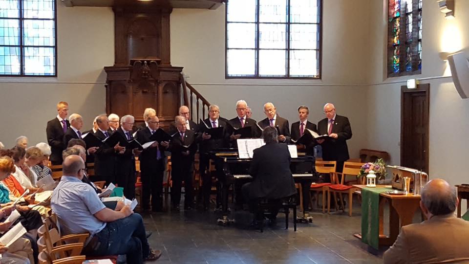 Concert Christelijk Mannenkoor IJmuiden