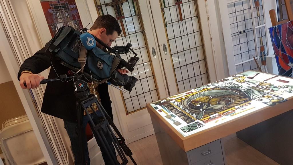 Puzzelraam Lichtspel te zien op SBS6
