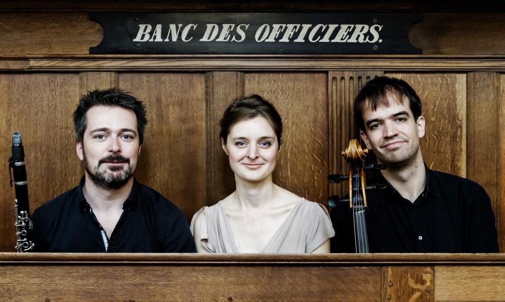 Arcadië Trio in 't Mosterdzaadje